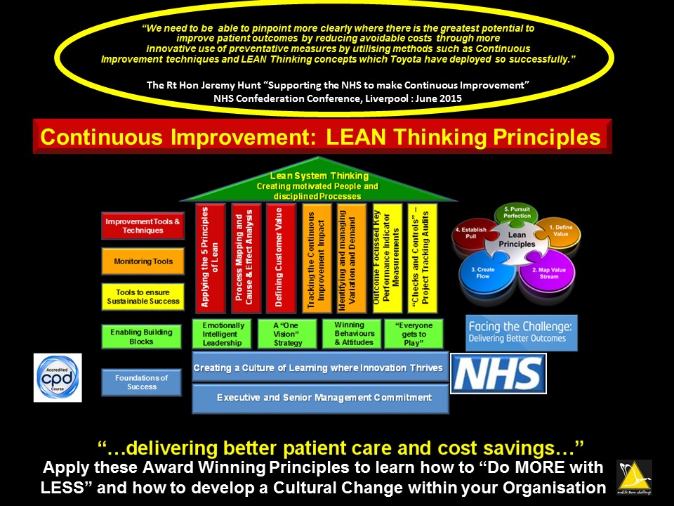 Lean Thinking in the NHS - jpg
